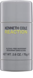 Kenneth Cole Reaction dezodorant w sztyfcie dla mężczyzn 75 g (bez alkoholu)    bez alkoholu