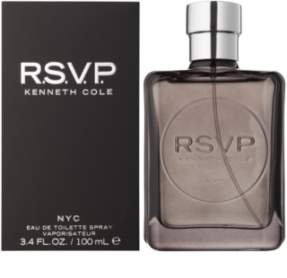 Kenneth Cole RSVP Eau de Toilette voor Mannen 100 ml
