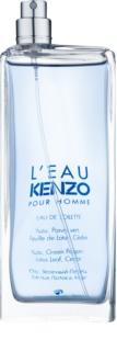 Kenzo L'Eau Kenzo Pour Homme туалетна вода тестер для чоловіків 100 мл