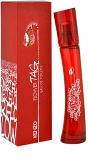 Kenzo Flower Tag Eau de Toilette voor Vrouwen  50 ml
