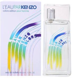 Kenzo L'Eau Par Kenzo Colors Pour Homme woda toaletowa dla mężczyzn 50 ml