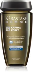 Kérastase Homme Capital Force champô para homem anticaspa e antiqueda de cabelo