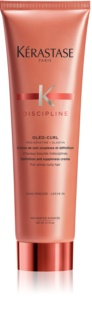 Kérastase Discipline Oléo-Curl Smoothing Cream for Curly and Stubborn Hair