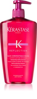 Kérastase Reflection Bain Chromatique Riche ochranný a vyživující šampon pro barvené a citlivé vlasy