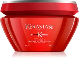 Kérastase Soleil Masque Après-Soleil маска-догляд для волосся пошкодженого хлором, сонцем та солоною водою