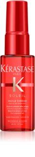 Kérastase Soleil Huile Sirène vlažilna dvofazna oljasta meglica  za učinek kot s plaže