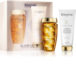 Kérastase Elixir Ultime Cosmetic Set I. (For Dull Hair)