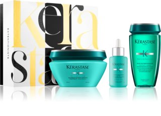 Kérastase Résistance Extentioniste Gift Set I. (For Hair Roots Strengthening And Hair Growth Support)