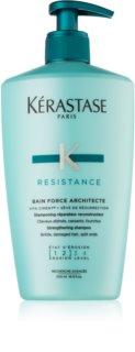 Kérastase Resistance Force Architecte shampoing pour cheveux abîmés et fragiles