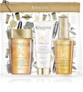 Kérastase Elixir Ultime Cosmetic Set (for Tired Hair Without Shine)