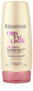 Kérastase Cristalliste Lait Cristal Balsam pentru par uscat ce ofera o luminozitate perfecta