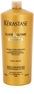 Kérastase Elixir Ultime Beautifying Oil Conditioner for All Hair Types