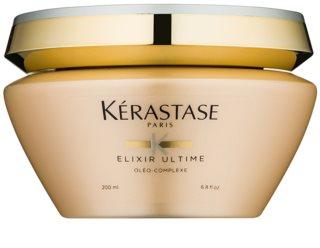 Kérastase Elixir Ultime masque aux huiles précieuses