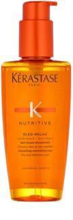 Kérastase Nutritive Glättende Finishpflege für einfachen Umgang mit trockenen und widerspenstigen Haaren