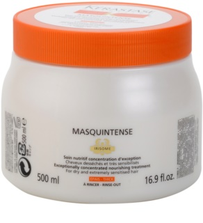 Kérastase Nutritive Masquintense Mask For Thick, Coarse And Dry Hair