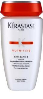 Kérastase Nutritive Bain Satin 2 vyživující šampon pro normální až silné, středně suché vlasy