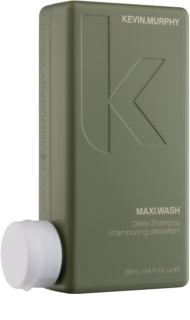Kevin Murphy Maxi Wash Detoxifying Shampoo for Healthy Scalp