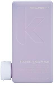 Kevin Murphy Blonde Angel Wash fioletowy szampon do włosów blond i z balejażem