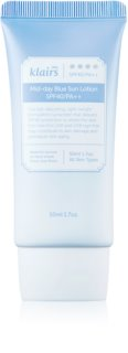 Klairs Mid-day Blue Sun Lotion for Face SPF 40