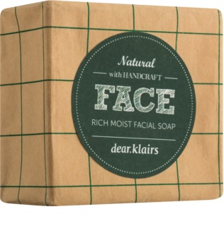 Klairs Rich Moist Bar Soap for Sensitive Skin