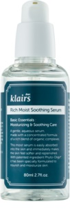 Klairs Rich Moist serum facial calmante con efecto humectante