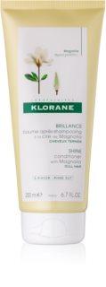 Klorane Magnolia acondicionador para dar brillo