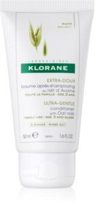 Klorane Oat Milk Gentle Conditioner For Frequent Washing