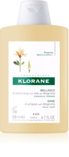 Klorane Magnolia champô para dar brilho