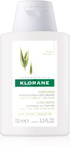 Klorane Oat Milk šampon pro časté mytí vlasů