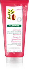 Klorane Cupuaçu Fleur de Groseíllíer Ultra Nourishing Shower Cream