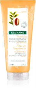 Klorane Cupuaçu Fleur de Frangipanier crema de ducha hidratante intensiva