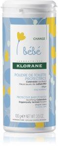 Klorane Bébé Calendula Protective Baby Powder