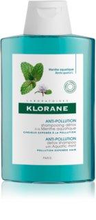 Klorane Aquatic Mint champú desintoxicante