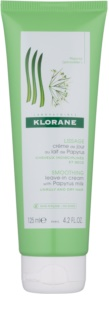Klorane Papyrus Milk Leave-in Cream smoothing and nourishing of dry and unruly  hair