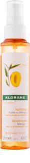 Klorane Mangue olejek do włosów suchych