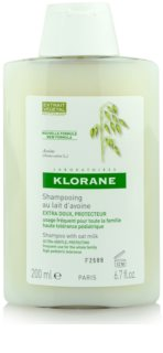 Klorane Avoine šampon pro časté mytí vlasů