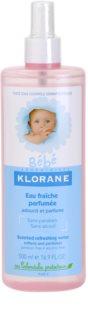 Klorane Bébé eau rafraîchissante en spray pour enfant