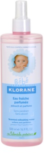 Klorane Bébé água refrescante em spray para crianças