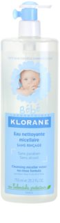 Klorane Bébé Cleansing Micellar Water For Kids