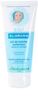 Klorane Bébé loción limpiadora para niños