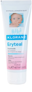 Klorane Bébé Erytéal schützende Creme für Babypopos