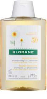 Klorane Camomille šampon pro blond vlasy