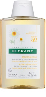 Klorane Chamomile Shampoo For Blonde Hair