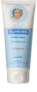 Klorane Bébé Cold Cream tělový balzám pro velmi suchou pokožku