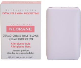 Klorane Dermo Pain Creme Seife für allergische Haut