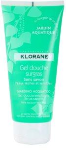 Klorane Hygiene et Soins du Corps Jardin Aquatique душ гел