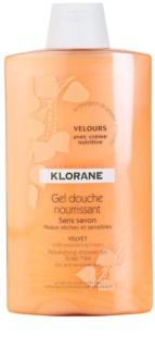 Klorane Hygiene et Soins du Corps Velours gel de dus hranitor