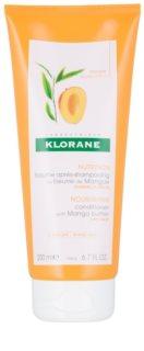 Klorane Mangue condicionador hidratante para cabelo seco