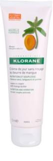 Klorane Mangue abspülfreie Creme zum nähren und Feuchtigkeit spenden