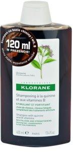 Klorane Quinine posilující šampon pro oslabené vlasy